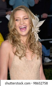 Actress KATE HUDSON at the 7th Annual Screen Actors Guild Awards in Los Angeles. 11MAR2001.    Paul Smith/Featureflash