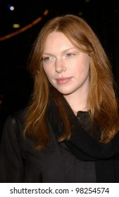 Actress LAURA PREPON at the Los Angeles premiere of Just Married. 08JAN2003.    Paul Smith/Featureflash