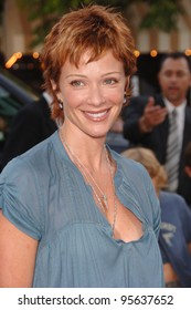 "Actress LAUREN HOLLY at the Los Angeles premiere of ""Monster House"". July 17, 2006  Los Angeles, CA  2006 Paul Smith / Featureflash"