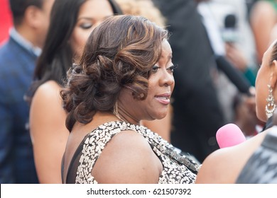 Actress Loretta Devine attends the 32nd Annual Stellar Gospel Music Awards at the Orleans Arena on March 25, 2017 in Las Vegas, Nevada - USA