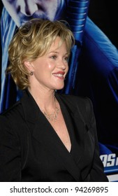 Actress MELANIE GRIFFITH at the world premiere, in Los Angeles, of Ballistic: Ecks vs. Sever. 18SEP2002   Paul Smith / Featureflash