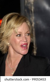 Actress MELANIE GRIFFITH at the world premiere, in Hollywood, of Taking Lives. March 16, 2004