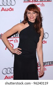 Actress MELINDA CLARKE at party at the Pacific Design Centre, West Hollywood, to mark The Hollywood Reporter's 75th Anniversary. September 13, 2005  Los Angeles, CA.  2005 Paul Smith / Featureflash