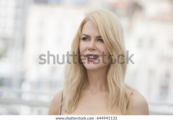 Actress Nicole Kidman attends the 'The Killing Of A Sacred Deer' photocall during the 70th annual Cannes Film Festival at Palais des Festivals on May 22, 2017 in Cannes, France