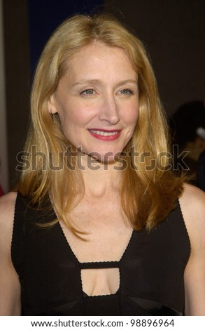 Actress PATRICIA CLARKSON World Premiere Hollywood Stock ...