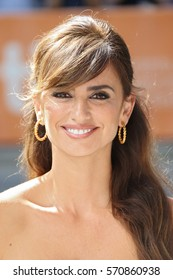 Actress Penelope Cruz attends the 'Ma Ma' premiere during the 2015 Toronto International Film Festival at The Elgin on September 15, 2015 in Toronto, Canada.