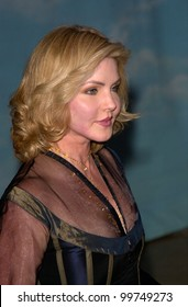 Actress PRISCILLA PRESLEY at the Carousel of Hope Ball 2000 at the Beverly Hilton Hotel. 28OCT2000.   Paul Smith / Featureflash
