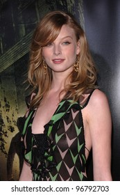 Actress RACHEL NICHOLS at the world premiere, in Hollywood, of her new movie The Amityville Horror. April 7, 2005 Los Angeles, CA.  2005 Paul Smith / Featureflash