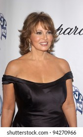 Actress RAQUEL WELCH at the 15th Carousel of Hope Ball at the Beverly Hilton Hotel, Beverly Hills. 15OCT2002.   Paul Smith / Featureflash