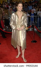Actress RITA WILSON at the world premiere, in Hollywood, of The Ladykillers. March 12, 2004