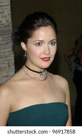 Actress ROSE BYRNE at the world premiere, in Hollywood, of her movie Wicker Park. August 31, 2004