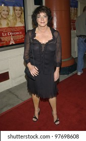 Actress STOCKARD CHANNING at the Los Angeles premiere of her new movie Le Divorce. July 29, 2003  Paul Smith / Featureflash