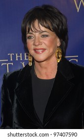 Actress STOCKARD CHANNING at party in Los Angeles to celebrate to 100th episode of TV series The West Wing. November 1, 2003  Paul Smith / Featureflash