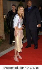 Actress TARA REID at the 2002 Billboard Music Awards at the MGM Grand, Las Vegas. 09DEC2002