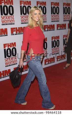 Good luck! Tara reid fhm