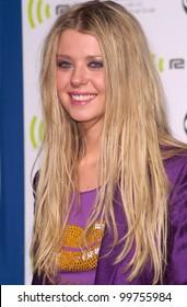 Actress TARA REID at the Radio Music Awards at the Aladdin Hotel & Casino, Las Vegas. 04NOV2000.   Paul Smith / Featureflash