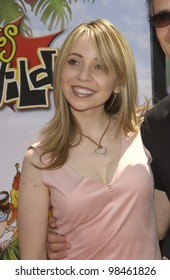 Actress TARA STRONG at the Los Angeles premiere of her new movie Rugrats Go Wild. June 1, 2003
