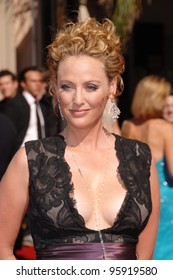 Actress VIRGINIA MADSEN at the 2006 Primetime Emmy Awards at the Shrine Auditorium, Los Angeles. 8 27, 2006 Los Angeles, CA  2006 Paul Smith / Featureflash