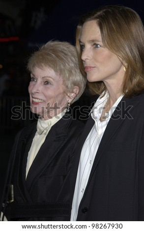 Actresses Janet Leigh Daughter Kelly Curtis At The Los Angeles Premiere Of It Runs In