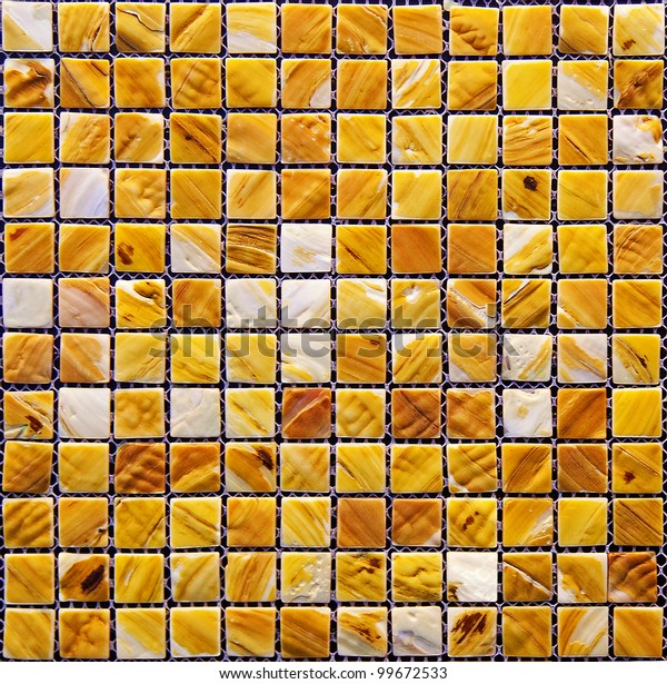 Actual Texture Ceramic Mosaics Stock Photo (Edit Now) 99672533
