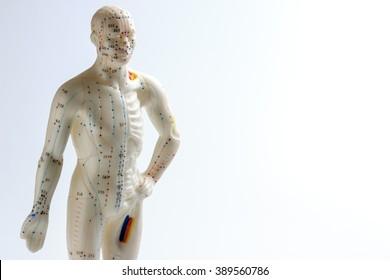 acupuncture figure