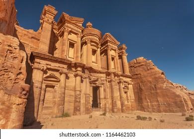 Ad Deir, The Monastery, Petra, Jordan