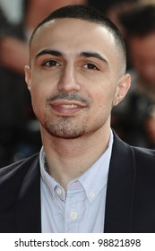 Adam Deacon arriving for the The Prince's Trust Celebrate Success Awards 2012 at the Odeon Leicester Square, London. 14/03/2012 Picture by: Steve Vas / Featureflash