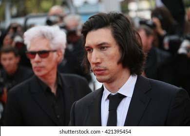 Adam Driver attends the screening of 'Loving' at the annual 69th Cannes Film Festival at Palais des Festivals on May 16, 2016 in Cannes, France.