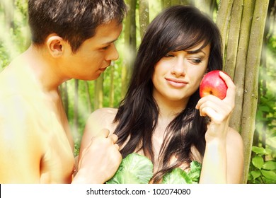 dating adam and eve