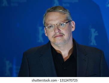 Adam McKay poses at the 'Vice' (Vice - Der zweite Mann) photocall during the 69th Berlinale International Film Festival Berlin at Grand Hyatt Hotel on February 11, 2019 in Berlin, Germany.