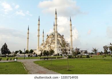 Adana's Sabanci Mosque