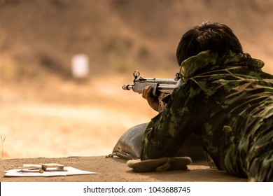 Add a brave soldier Tournament accuracy Practice shooting weapons  long range and rifle range before finishing basic training course.