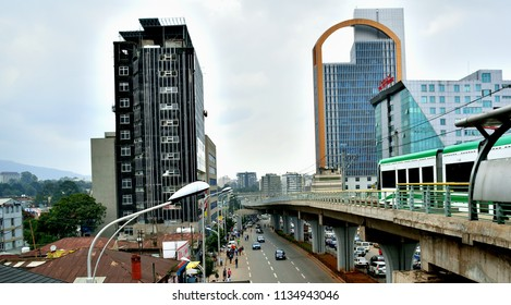 Addis Ababa city, 14 July 2018, Ethiopia