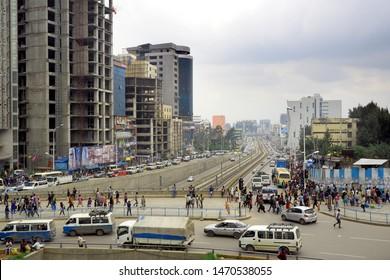 Ethiopia City Images, Stock Photos & Vectors | Shutterstock