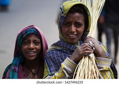 Ethiopian Young Girl Images, Stock Photos & Vectors