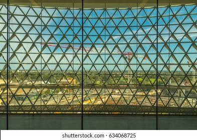 Adelaide Australia 6 April 2014 The SAHMRI  advanced medical research institute was opened in November 2013