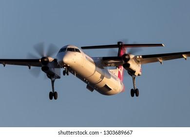 Turboprop Aircraft Images, Stock Photos & Vectors | Shutterstock