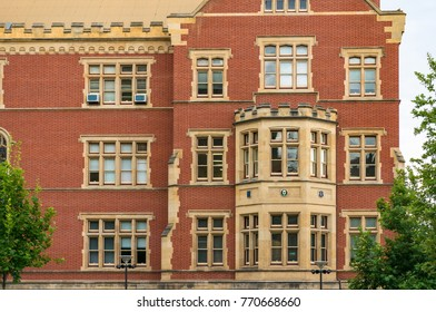 Adelaide, Australia - November 10, 2017: University of South Australia building