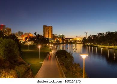 Adelaide City , Australia
