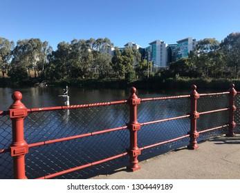 Adelaide City - River Torrens