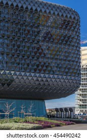 Adelaide South Australia 21 May 2016 ,  The SAHMRI building is a World Class research institute in the heart of Adelaide