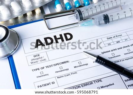 dating someone adhd disorder