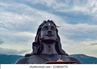 Adiyogi statue, Isha foundation Coimbatore