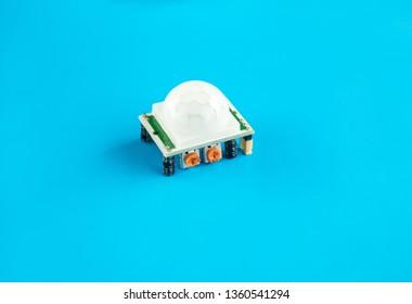 Adjustable infrared pyroelectric, PIR module Motion Sensor, detector module