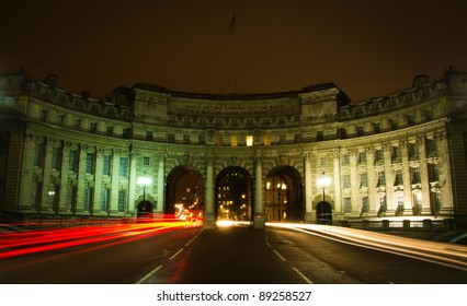 Admiralty Arch, The Mall, London, England, UK