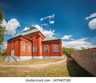 The Admiralty Church is a church in Karlskrona, Sweden. The church is also known as the Ulrica Pia in honor of Queen Ulrike Eleonora of Denmark.