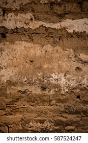 Adobe Mud Brick Background