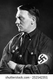 Adolf Hitler, 1934