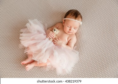 229f1a036 Adorable beautiful newborn baby girl. Maternity and newborn concept. Newborn  baby on beautiful background
