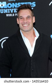 """Adrian Pasdar at the """"Monsters University"""" Los Angeles Premiere, El Capitan Theater, Hollywood, CA 06-17-13"""